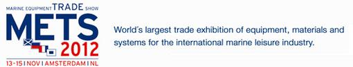 METS 2012 - Världens största båtfackmässa