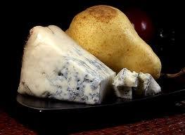 Pasta med gorgonzola och valnötter