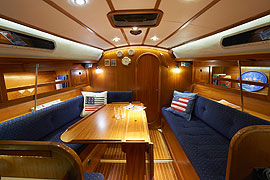 Korrekt belysning i båden