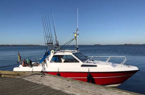 Så här gör du din fiskebåt till en riktig värsting