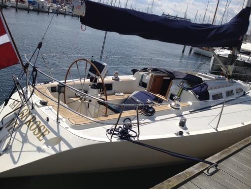 Frisk båddækket op med ny topcoat