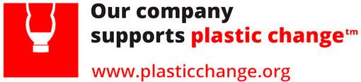 Watski støtter op om plastic change