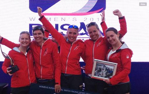 Busan Cup International Women's Match Race