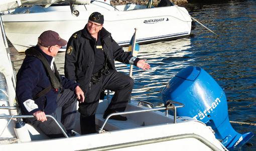 Tyveribeskyttelse af din båd