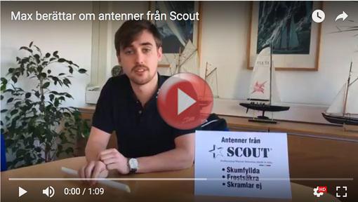 Antenner från Scout